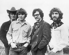 "Creedance Clearwater Revival 10"" x 8"" Photograph no 22"