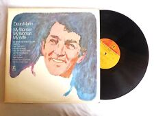 """Dean Martin - """"My Woman, My Woman, My Wife"""" 12"""" LP-REPRISE 6403 1970"""