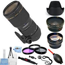 Tamron 70-200mm f/2.8 Di LD (IF) Macro AF Lens (Nikon AF) PRO BUNDLE NEW!!