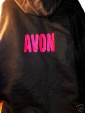 2 New Zippered Hoodie PersonalizedFree4Ur Avon Business