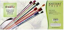 Knitter's Pride Dreamz Symfonie 14 inch Single Point Knitting Needle Set of 9