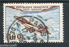 FRANCE - 1954 timbre AERIEN n° 30, AVION MYSTERE IV, oblitéré
