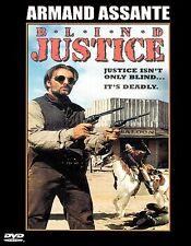Blind Justice (DVD, 2001, Armand Assante, Elisabeth Shue, Adam Baldwin)