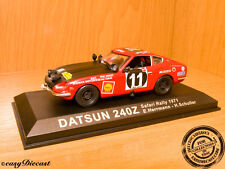 DATSUN 240Z 240 Z 1:43 HERRMANN SAFARI RALLY  1971#11