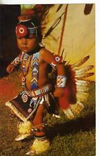 THE THRILLER LITTLE NONNIE 2 YR OLD PAWNEE-OTOE NATIVE AMERICAN