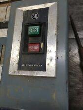 Allen Brady Bulletin 609-Aww series F 3-phase manual starter