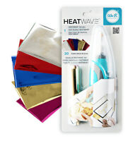 American Crafts We R Memory Keepers Heatwave Pen Starter Kit NEW