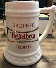 Old Vintage Laurentian Pottery Canada Heidelberg Beer Trophy Stein Mug