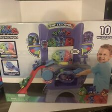 PJ Masks Save the Day HQ New In Box