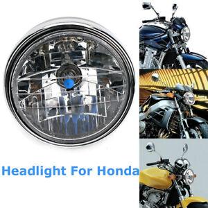 Motorcycle Headlight Headlamp For Honda CB400 CB500 CB1300 Hornet 250 600 900