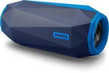 PHILIPS SB500 A/00 BLAU Bluetooth Lautsprecher BT Box mit LED Licht Outdoor NEU