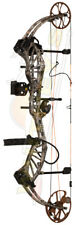 Fred Bear Archery Approach Bow-Realtree Edge Camo - RH Package 55-70# 23.5-30.5""