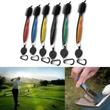 Golf Club Brush Golf Groove Cleaning Brush Golf Accessories Etractable Clea K3X2