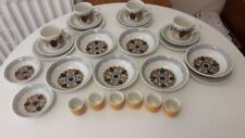 Unboxed Multi 1960-1979 Staffordshire Pottery Tableware