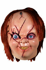Bride of Chucky Doll Adult Half Mask