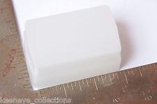 """Flash Diffuser - Approx. 1 5/8 x 2 3/4"""" Attachment - White - USED C146"""