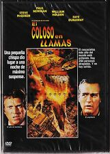 Paul Newman: EL COLOSO EN LLAMAS de John Guillermin e Irwin Allen.