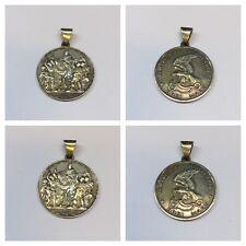 3 marco Imperio Alemán 1913 befreiungskriege münzanhänger plata plata