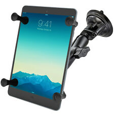 RAM Mount iPad Mini Car Windscreen glass Suction Universal X-grip RAM-B-166-UN8U