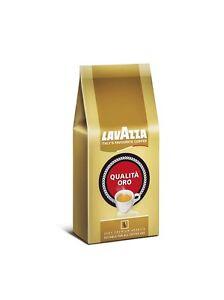 LAVAZZA Premium Coffee Beans QUALITA ORO Medium Roast 100% Arabica 1kg 35oz