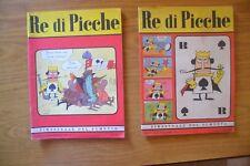 LOTTO 2 FUMETTI RE DI PICCHE AGIS numeri 1 4 ANNO 1969 numismatica SUBALPINA