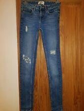 Miss Selfridge blue ripped Size 6 Jeans