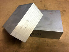 ALUMINIUM SQUARE BAR BILLET 4'' X 2'' X100MM ENGINEERING MODELMAKING LATHE
