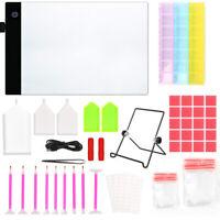 Werkzeug Zubehör Für 5D Diamond Painting Malerei Stickerei Kit A4 LED Lichttisch