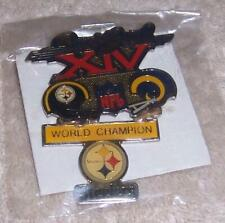 Super Bowl XIV Pittsburgh Steelers vs. Los Angeles Rams Pin