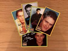 Take That Collectors Cards - Live And Kicking