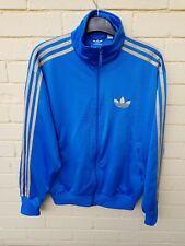 Adidas Originals Firebird Track Top bleu et or petite