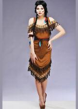 Womens Native Princess Indian Costume