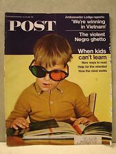 SATURDAY EVENING POST, 7/29/67 Magazine We're winning in Vietnam,  (J2)