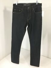OLD NAVY MEN'S SLIM DARK WASH JEANS 30X32 NWT