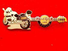 HRC Hard Rock Cafe Berlin ADAC Motorcycle 2009 LE