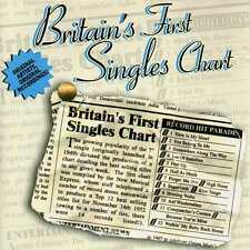 Various Artists - Britain's First Singles Chart 1952 (2004) CD Album