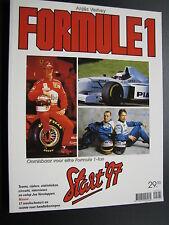 Book Formule 1 Start 1997 door Anjes Verhey (Nederlands)