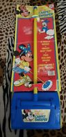 HG Walt Disneys Carpet Sweeper DAISY DUCK MINNIE MOUSE Mickey Donald Girls Toy