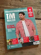 Deutschland isst mit... Tim Mälzer von Tim Mälzer (2011, Taschenbuch)