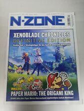 Nintendo Switch N-Zone Magazin Xenoblade Chronicles Ausgabe 18.6.2020