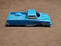 Vintage Eagle Toys Blue Plastic Pickup Truck Nice