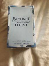 Beyonce Shimmering Heat Perfume