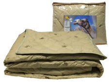 blanket bedspread quilted with camel hair, lightweight in cotton TOG 4.5