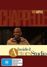 Inside The Actors Studio - Dave Chappelle (Brand New Region 4 DVD, 2007)
