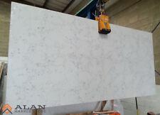 Carrara White Quartz Kitchen Worktop | Affordable Prices | Quality Guaranteed