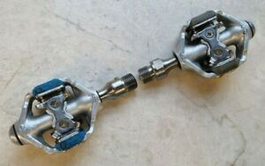 Pair of Onza HO Clipless Mountain Bike Pedals with Titanium axles Ti