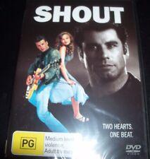 Shout (john Travolta Heather Graham Jesse Walters) (Australia Region 4) DVD NEW