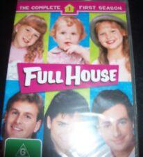 Full House The Complete First 1st  Season 1 (Australia Region 4) DVD – New