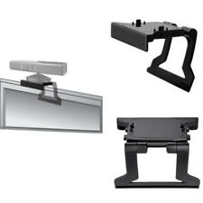 Sensors Portable TV Clip Clamp TV Mounts For Xbox 360 Kinect Sensor Adjustable