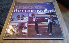The Caravelles Self Titled Mono Vinyl LP Record UK 1963 DECCA LK.4565 NM-VG Rare